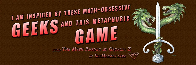 The Myth Prosaic