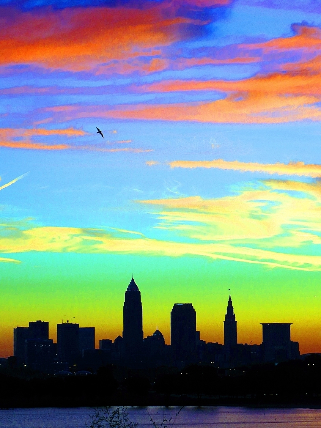 Good morning, Cleveland! Shot E - kenlong | ello