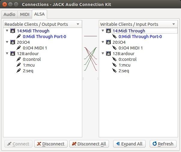 Navigating Sound Interface through JACK - LinuxMusicians