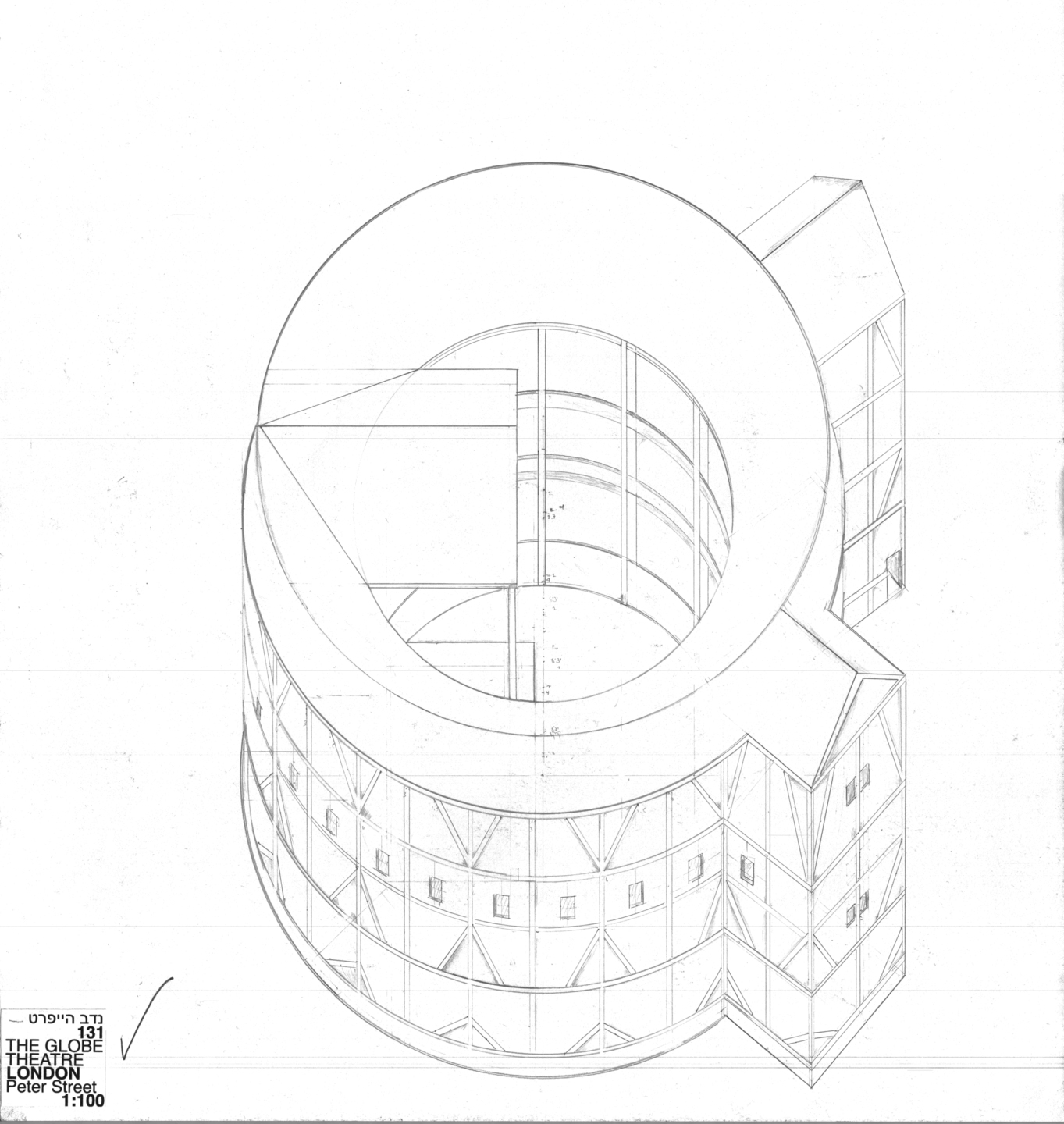 Technical Drawing - architecture - heipert | ello