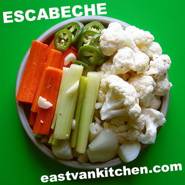Escabeche! case, Latin-inspired - eastvankitchen | ello