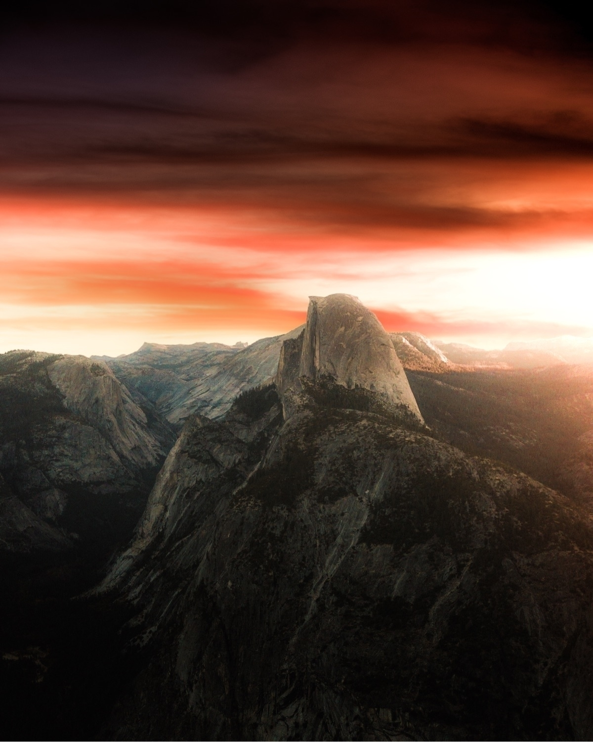 Yosemite dome - arvisuals | ello