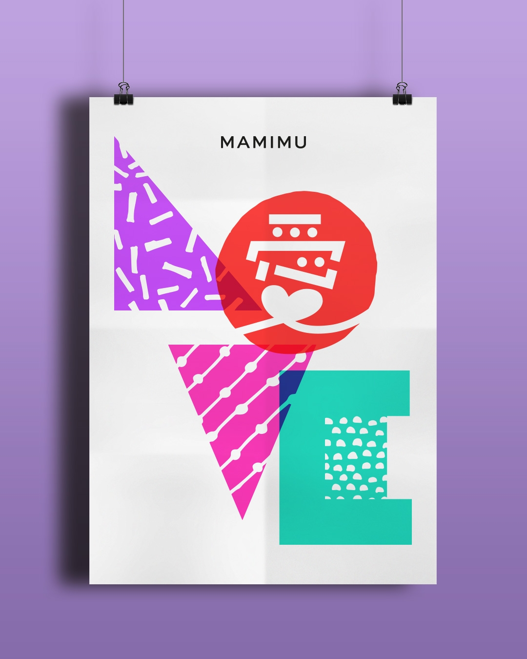 Visual language LOVE exploring  - mamimutokyo | ello