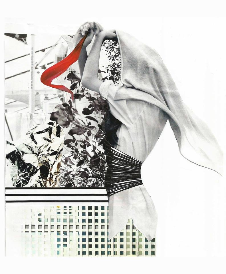 Paper Collage Lane  - magazineclippings - lane_collage | ello