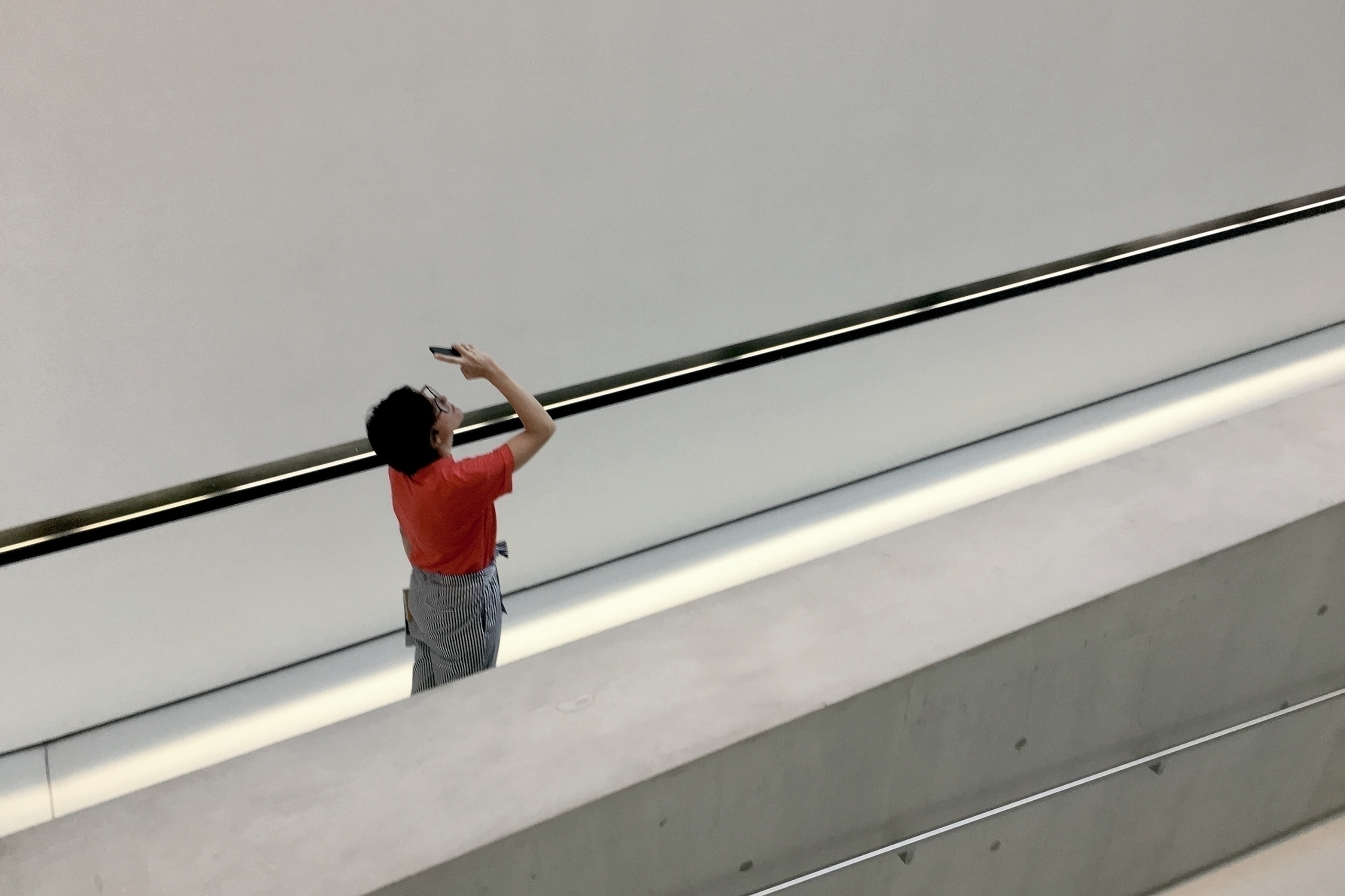 Fascinated Architecture, MAXXI  - janekpaul | ello
