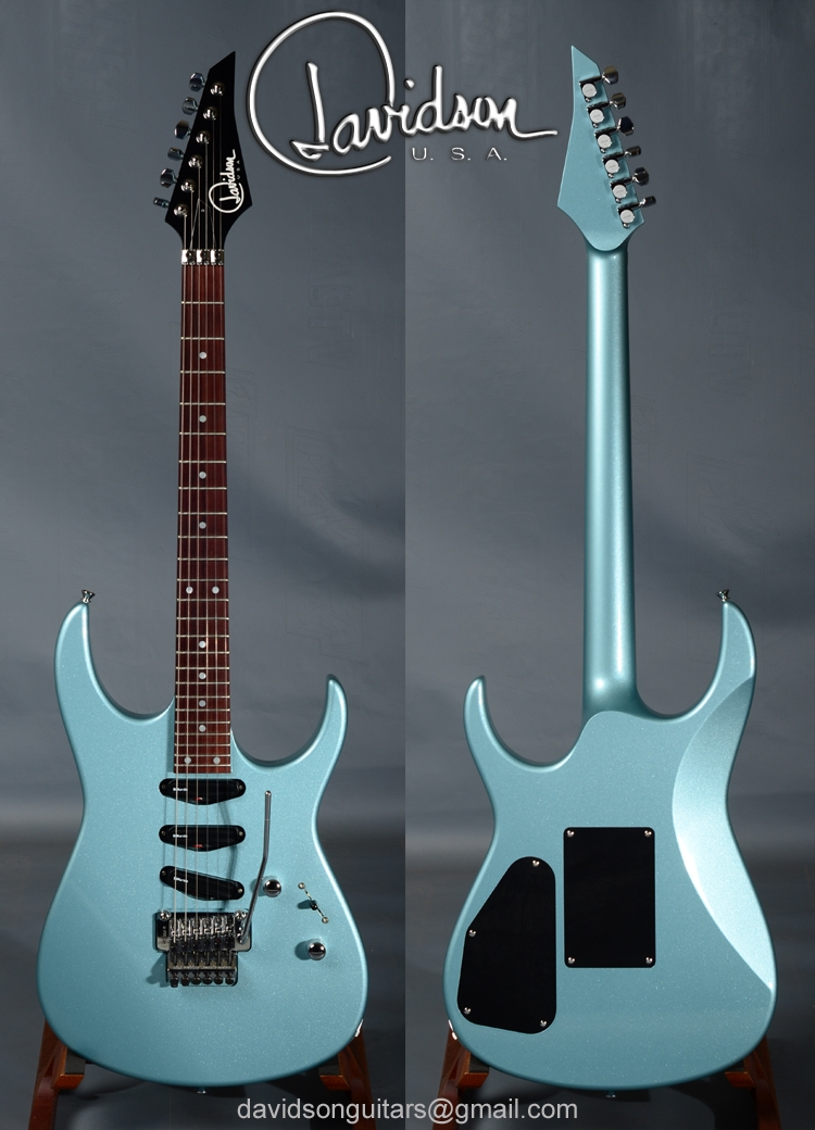 Specifications: MODEL - Velocit - davidsonguitars | ello