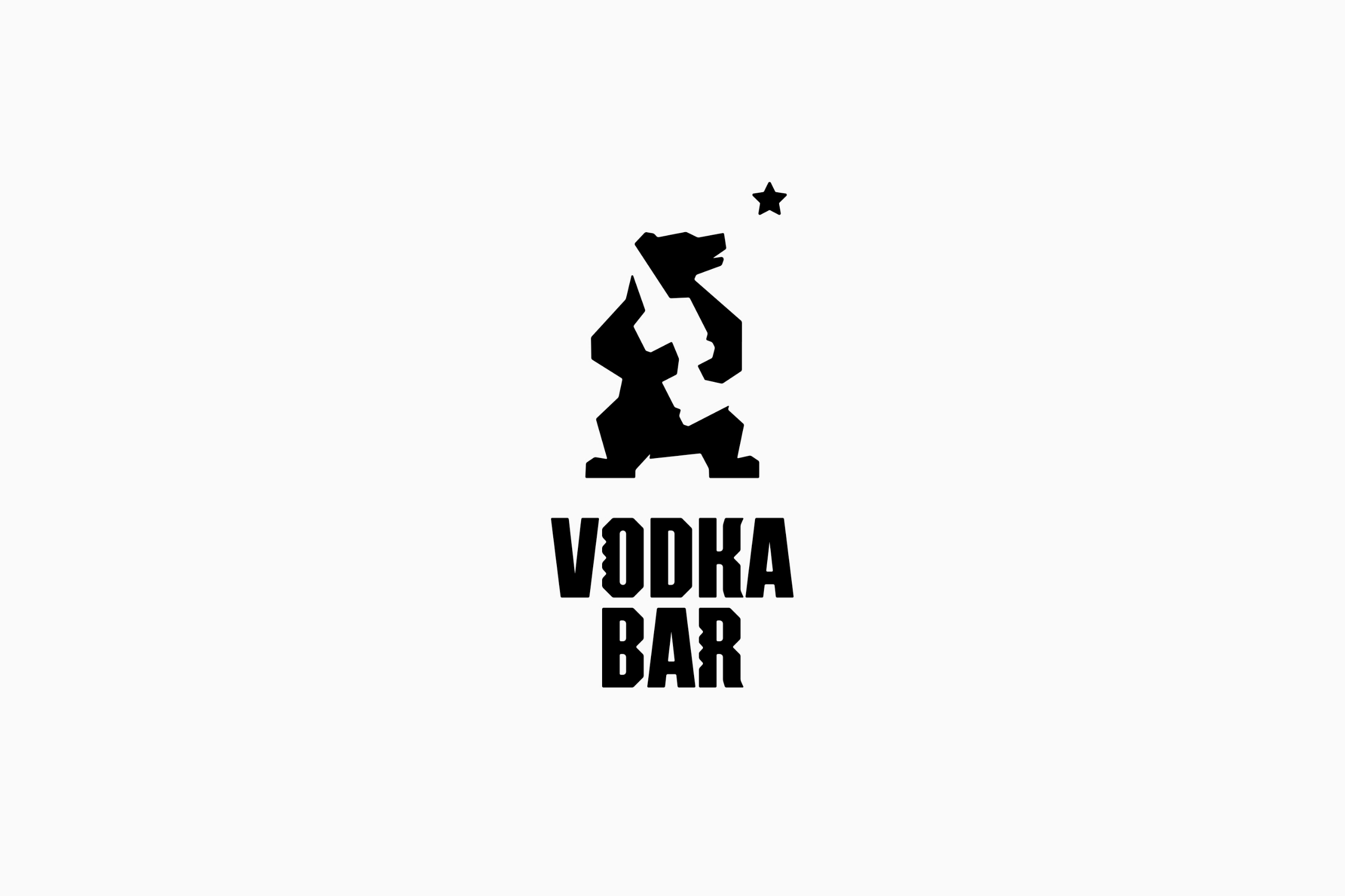 Emblem Vodka Bar - design, logotype - egorkevraletin | ello