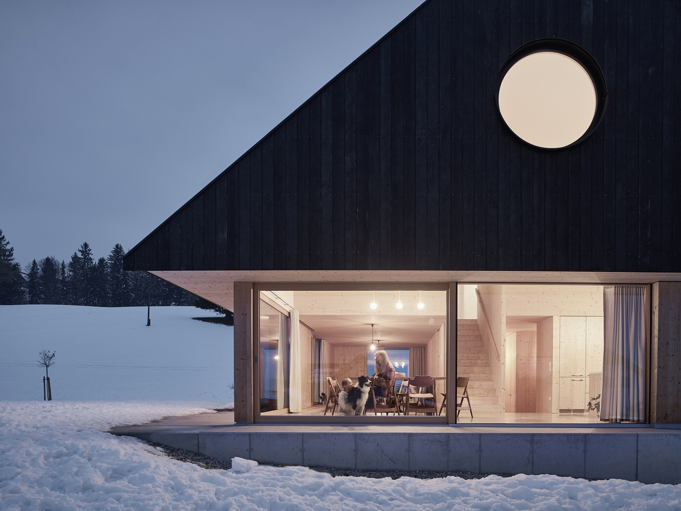 House Gable mia2/Architektur Re - thetreemag | ello