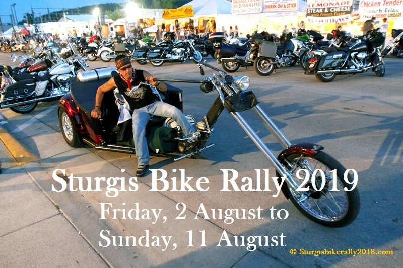 Sturgis Rally 2019 place find 2 - publications | ello