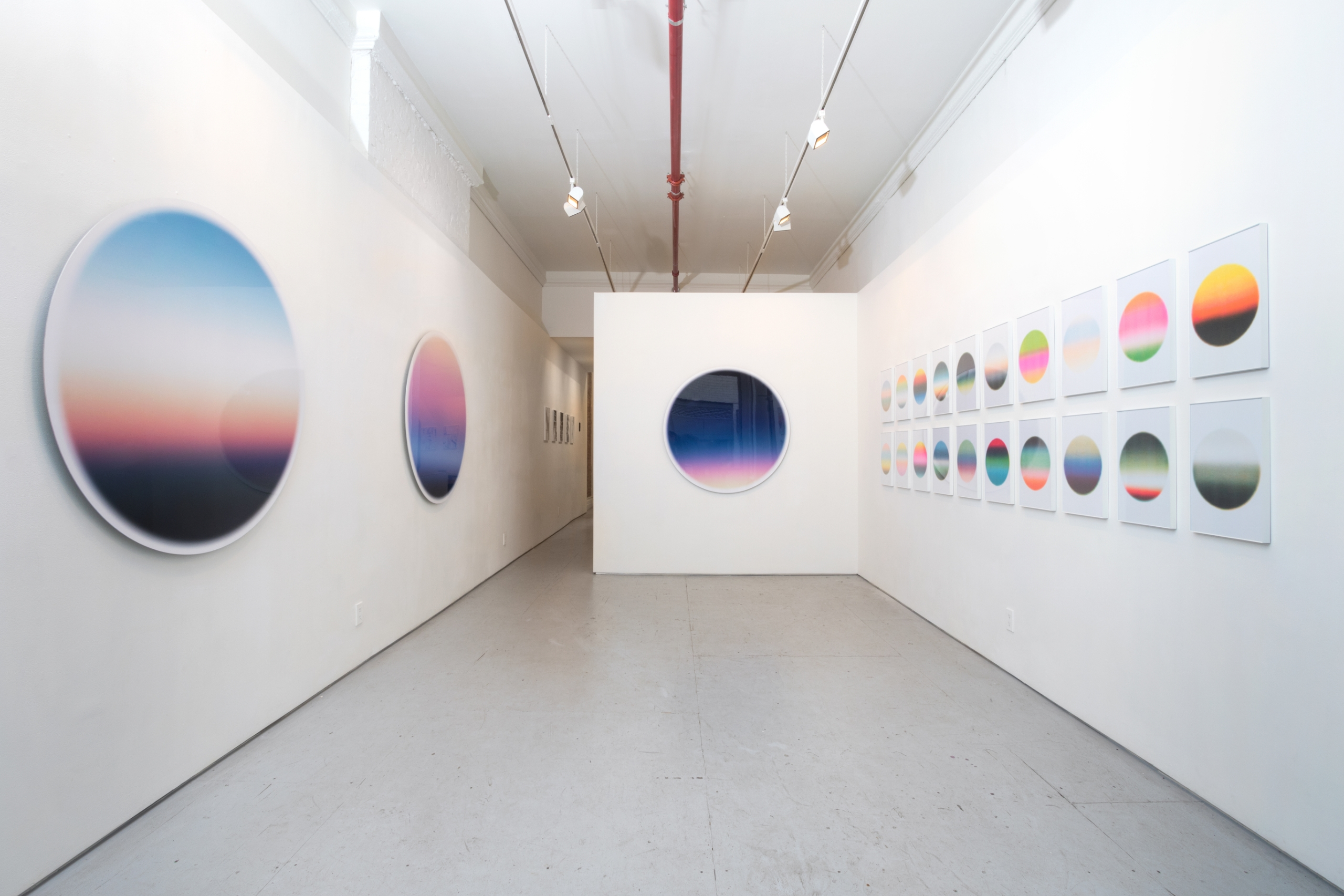 Installation view Lux Nova Plan - gregfoley | ello
